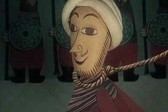 Сказка тысяча и одна ночь мультфильм Синдбад.