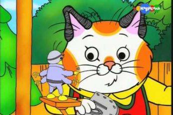 Невероятные расследования котёнка Хакли. 47.Тайна большой десятки-Двойной свисток