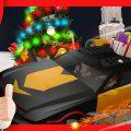 ❤Новогодний мультик. Мультик где Винтик и Дед Мороз развозят подарки. Мультик про машинки
