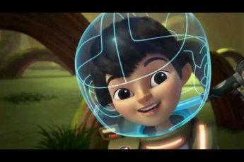 Майлз с другой планеты - Мама-Мёрк/ Космическая гонка -Сезон 1 Серия 13 | Disney