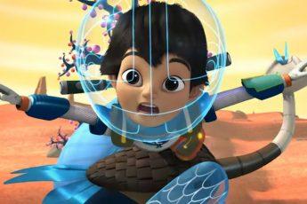 Майлз с другой планеты - Приключения на Нептуне/ Глаза в Глаза (Сезон 1 Серия 14) | Disney