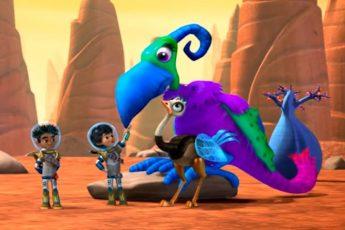 Майлз с другой планеты - День Юрия/ Я, Стелла (Сезон 1 Серия 15) | Disney