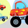 БОЛЬШОЙ СБОРНИК НОВЫХ МУЛЬТИКОВ 2020 - Котёнок и волшебный гараж и автомойка - 7 серий подряд
