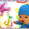 Покойо на русском - 😆 Шутки [ 78 минут ] | Мультфильмы для детей