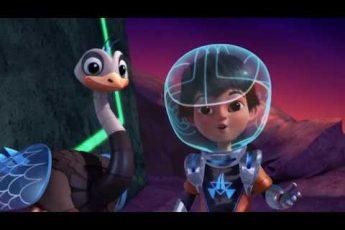 Майлз с другой планеты - Растущая проблема/Приключения тихоходки (Сезон 1 - Серия 20) | Disney