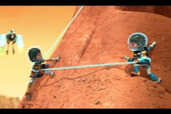 Майлз с другой планеты - Майлз против вулкана/ Охотники на марсе - Сезон 1 Серия 21 | Disney