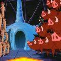 Король лев. Тимон и Пумба. Сезон 2 Серия 11 - Запрещённый пумба / Яблочное пюре по-Вашингтонски
