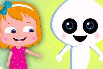 Озорной призрак | Мультфильм для детей | Образовательное видео | Funny Cartoon | Naughty Ghost