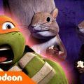 Черепашки-ниндзя | Нашествие белканоидов | Nickelodeon Россия