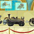 Котяткины машинки - Идем в музей машин