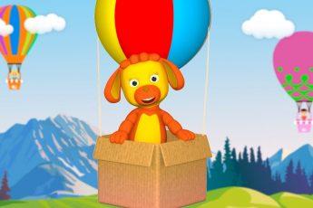 Тини Лав выпуск про Собачку, развивающий мультфильм для самых маленьких