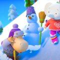 Тима и Тома – Серия 1 – Снежная история ❄️ | Новый приключенческий мультик для детей