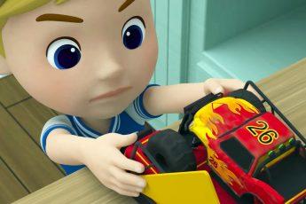 Робокар Поли - Уроки безопасности с Эмбер 🚗 Опасное электричество 🚕| Мультики про машинки