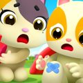 Песня бо-бо | Кошка Мими | Развивающая песенка для детей