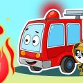 Биби - Пожарная Машина - Мультики Для Малышей Про Машинки - Новая Серия