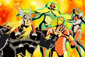 Мстители: Величайшие герои Земли - Операция: Солнечный шторм - Сезон 2 Серия 23 | Marvel