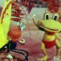 Находчивый лягушонок. Кукольный мультфильм (1981)