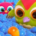 Совёнок Хоп хоп - Развивающие мультики для малышей. Новая серия - яйцо с сюрпризом