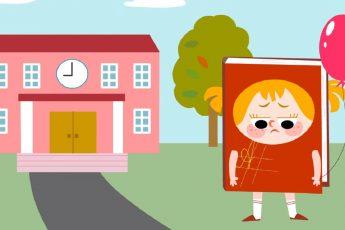 Мультики для девочек - Машины одёжки - Снова в школу - Серия 7