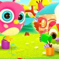 Развивающие мультики для малышей - Совёнок Хоп хоп новая серия - пирамидка
