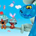 Ми-ми-мишки - Самые крутые серии про Кешу, Лисичку и Тучку