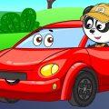 Биби и Его Машинки - Мультики Для Детей - Сборник Выходного Дня