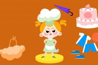 Мультики для девочек МАШИНЫ ОДЁЖКИ Кулинарные курсы (Серия 23)