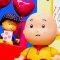 Каю и День Святого Валентина | Каю на русском | Мультфильм Каю | Мультики для детей