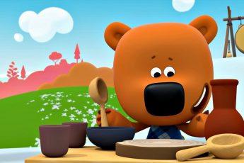 Ми-ми-мишки - Лучшие серии про вредную и полезную еду