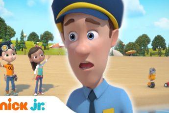 Расти-механик | Расти и боты-полицейские