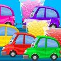 Биби и Его Веселые Истории Про Машинки - Для Детей - Супер Сборник