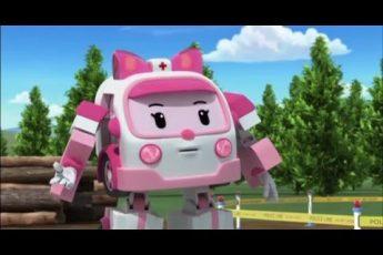 Робокар Поли - Трансформеры - Все любят цирк