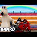 Бернар Медведь | Мотоциклетная гонка! И БОЛЬШЕ | Мультфильмы для детей | Полные эпизоды
