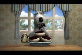 БЕРНАРД: Маленькая собачка 2
