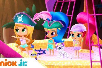 Шиммер и Шайн | 1 сезон 7 серия | Nickelodeon