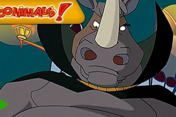 Тунималсы - 22 - носорог | Мультфильмы |