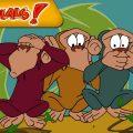 Тунималсы - 03 - шимпанзе | Мультфильмы |