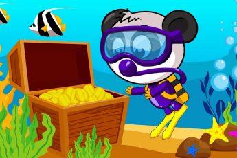 Биби и Сокровища Пиратов - Мультики Для Детей - Развивающие Мультфильмы Для Малышей