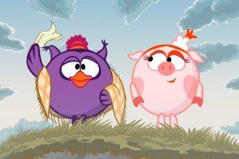 Что принесёт ветер - Смешарики 2D | Мультфильмы для детей