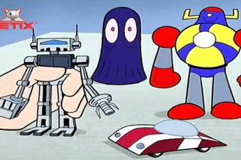 Непобедимая Команда Супер Обезьянок! 10 Серия Человек По Имени Кринкл