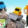 Мастер ТукТук и автобус Тайо отправляют машинки на стройку. Игры для мальчиков