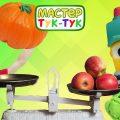 Тук-Тук продает овощи и фрукты! Учим цвета и цифры в видео про игрушки и рабочие машины