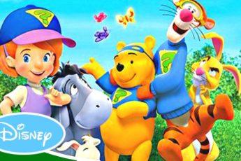 Мои друзья Тигруля и Винни - Серия 01 | Мультфильм Disney про Винни-пуха