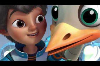 Майлз с другой планеты - Послания Майлза - Правила Майлза (1-10 серии) l Мультфильмы Disney