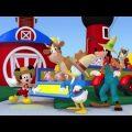 Сборник | Клуб Микки Мауса на ферме |мультфильм Disney
