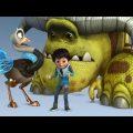 Послания Майлза - Правило 65А: Бойтесь милых пришельцев |сезон1 серия2| мультфильм Disney о космосе