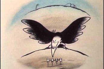 Кутх и мыши - чукотская сказка
