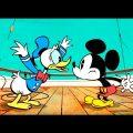 Микки Маус - Капитан Дональд | сезон 2 эпизод 6 | Мультфильм Disney | Обновлённая Классика