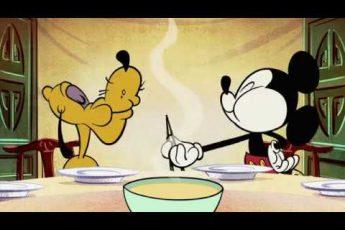 Микки Маус - Год собаки| Сезон 4 эпизод 13| Мультфильм Disney | Обновлённая Классика
