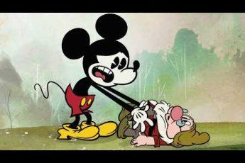 Микки Маус - Загадай желание | сезон 3 эпизод 3 | Мультфильм Disney | Обновлённая Классика